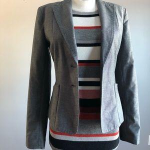 H & M size 4 grey blazer